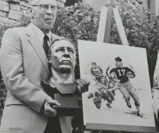 Meet the Northwest's forgotten Pro Football Hall-of-Famer, Red Badgro