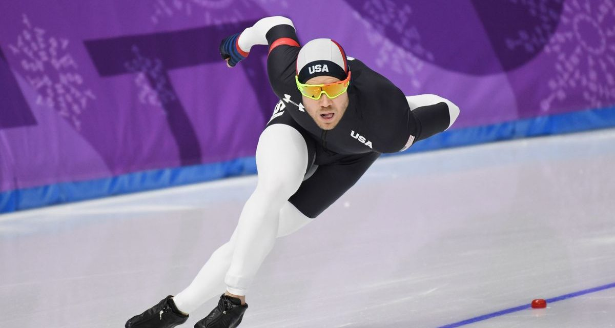Olympic Diary: U.S. speedskater Joey Mantia living his life to the extreme
