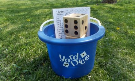 Yard Dice – Drinking Game – Lawn Games – Outdoor Game – Wood Burned – Camping Game – Yardzee – Outdoor Game – Wedding Game – Family Fun