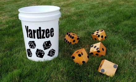 Yardzee, Yard Dice, Reunion, Family, Camping, Lawn game, Outdoor Yahtzee game, Farkle, Summer Fun, housewarming, wedding, graduation