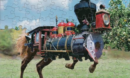 Jigsaw Puzzle Mashups by Tim Klein (9 Photos)