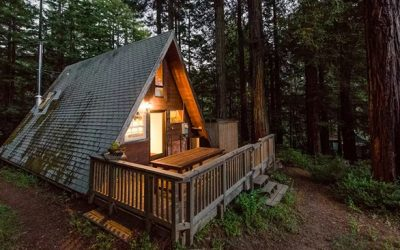 Build an A-Frame Cabin