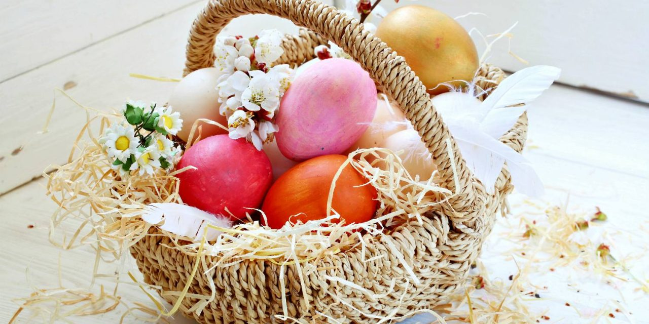 15 DIY Easter Basket Ideas That Will Have You Hoppin'