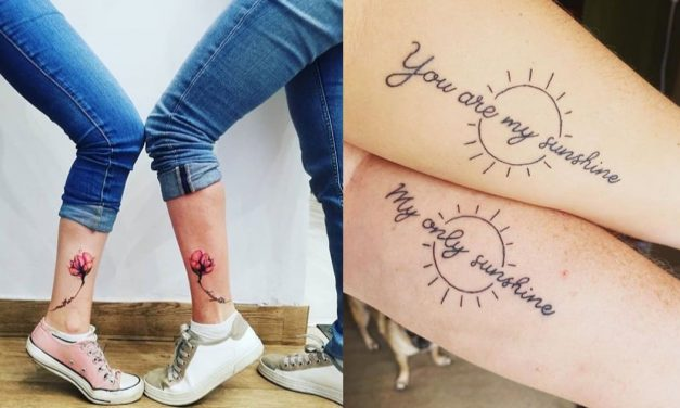 100 Mother-Daughter Tattoo Ideas to Show Mom How Much You Care