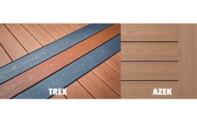 Azek Decking vs Trex: Which is Best for You?