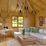 Rustic Living Room Ideas We Love
