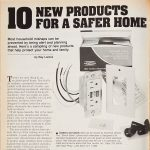 Vintage Family Handyman Feature: Home Safety Products from the '80s