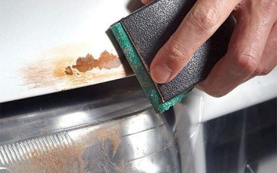 How to Repair Rust on a Car