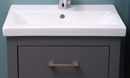 How to Install a Battery-Powered Touchless Faucet